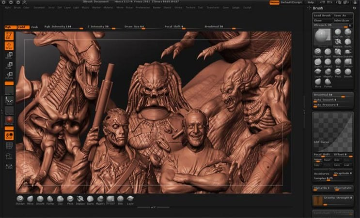 ZBrush 2018 Offline Installer Download