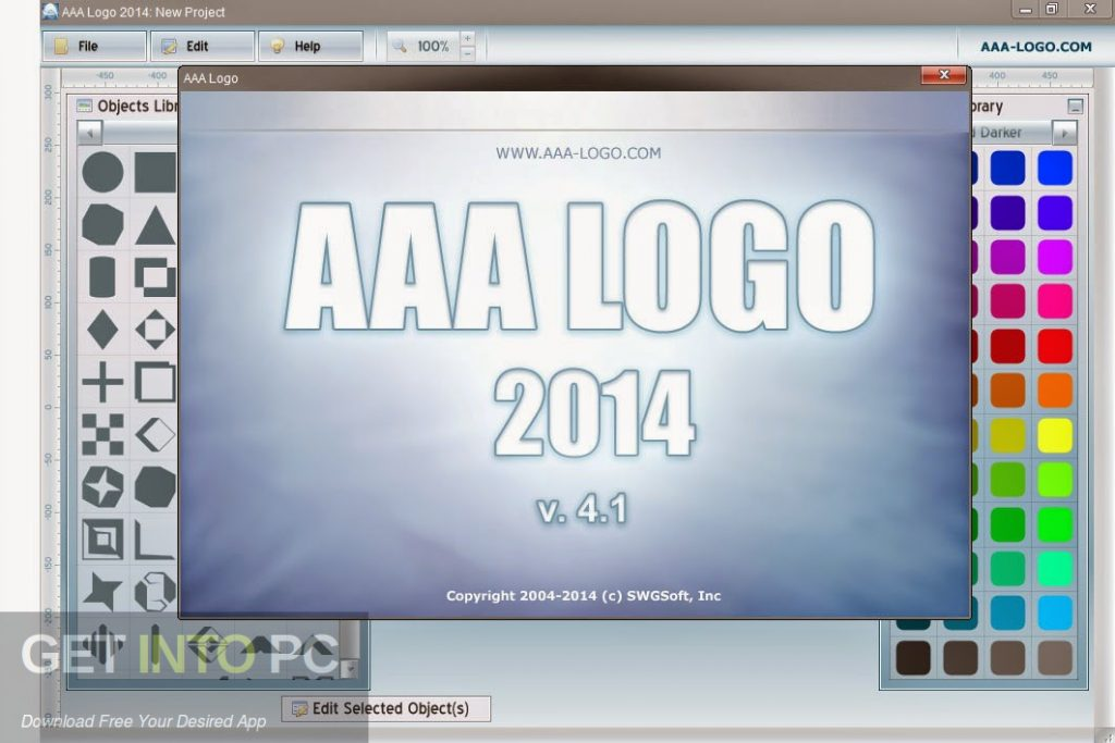 AAA Logo 5.0 - Free download Windows software