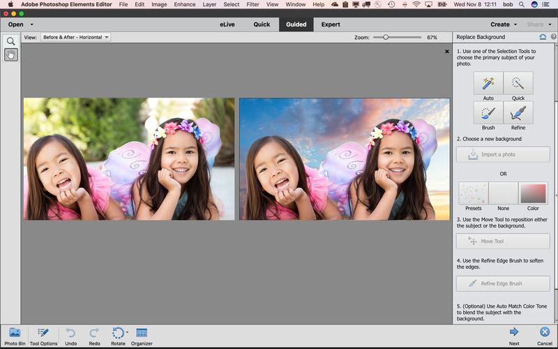 Adobe Photoshop Elements 2018 Latest Version Download