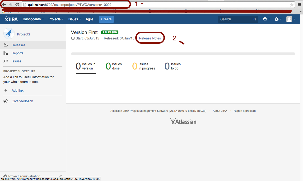 Atlassian JIRA 6.4.4 Direct Link Download