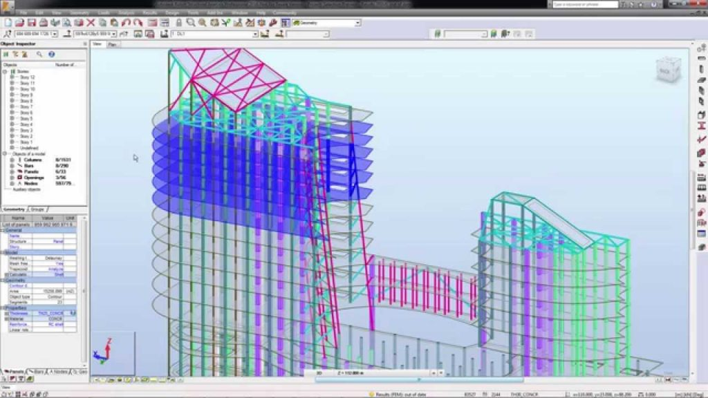 Autodesk Robot Structural Analysis Professional 2019 Latest Version Download
