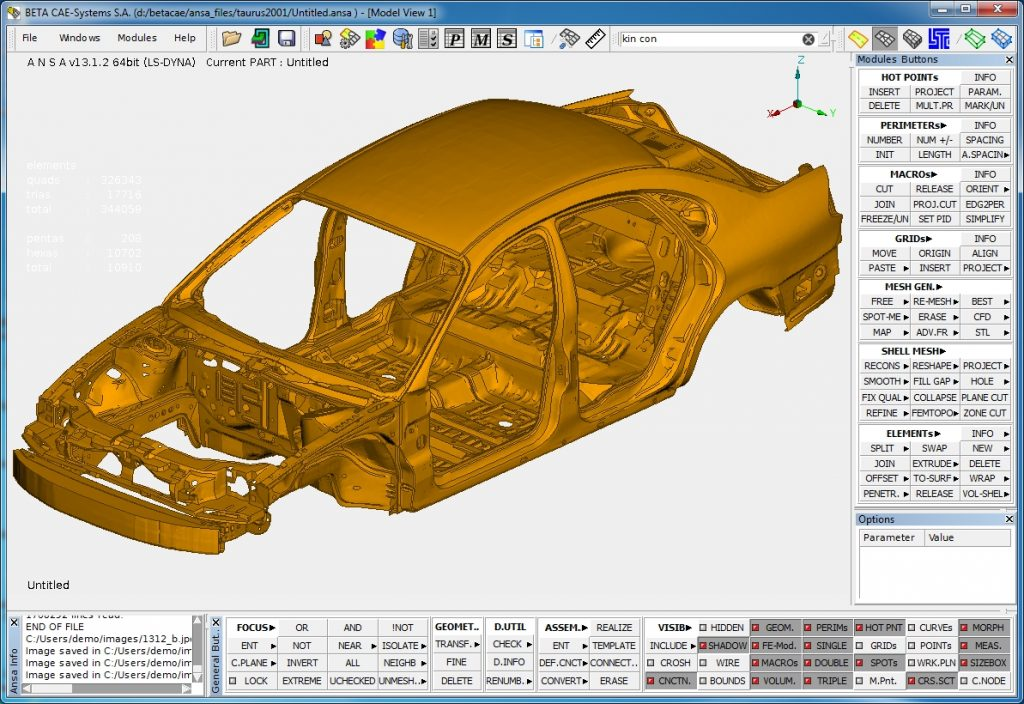 BETA CAE Systems 18.1.2 Offline Installer Download
