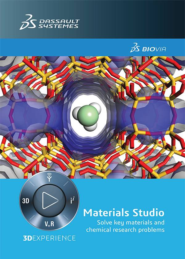 BIOVIA Materials Studio 2017 Free Download