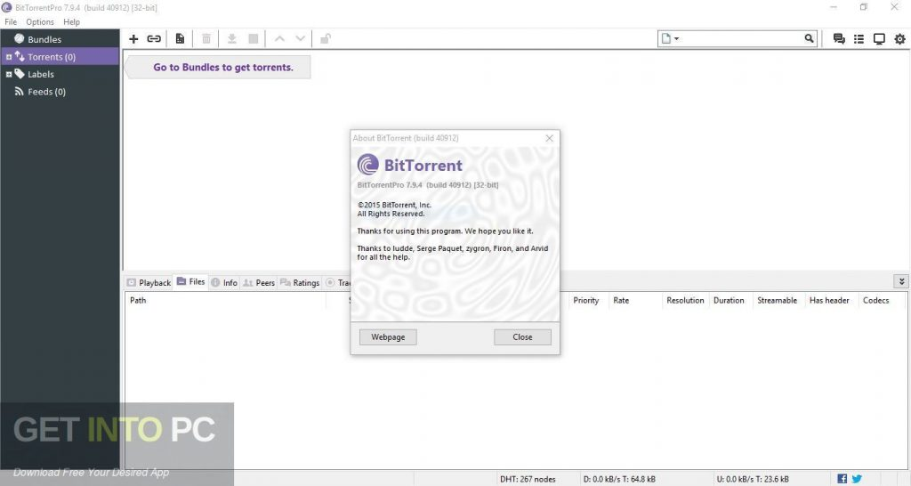 bittorrent pro cracked for pc