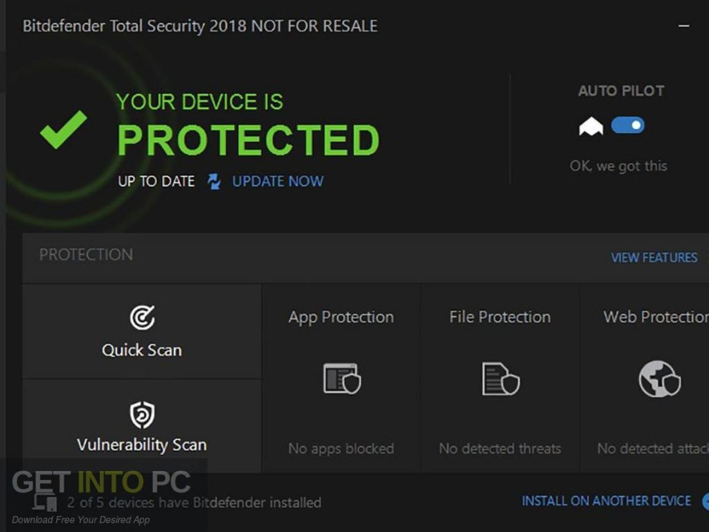 bitdefender 2018 total security download