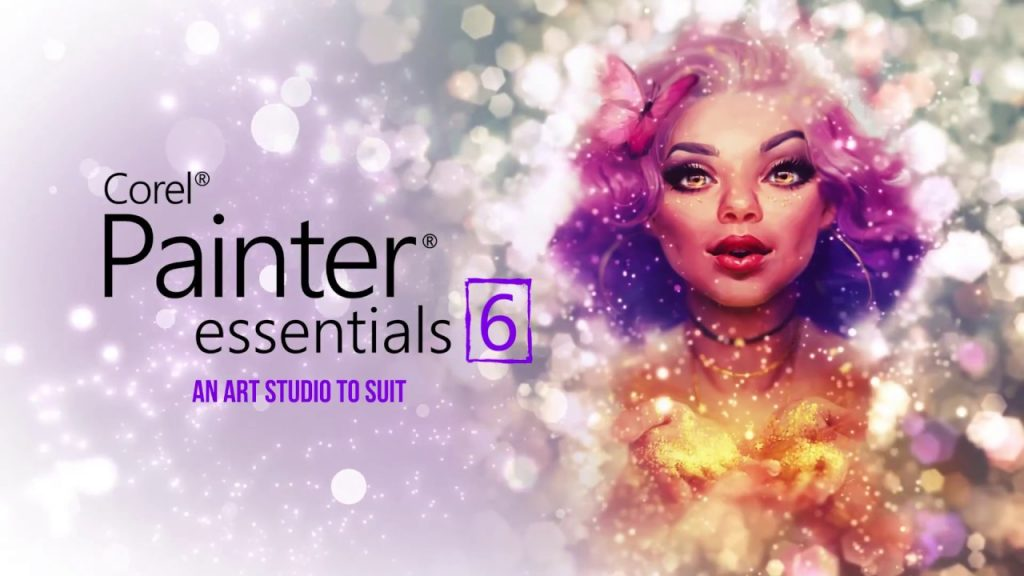 Corel Painter Essentials 6 Free Download