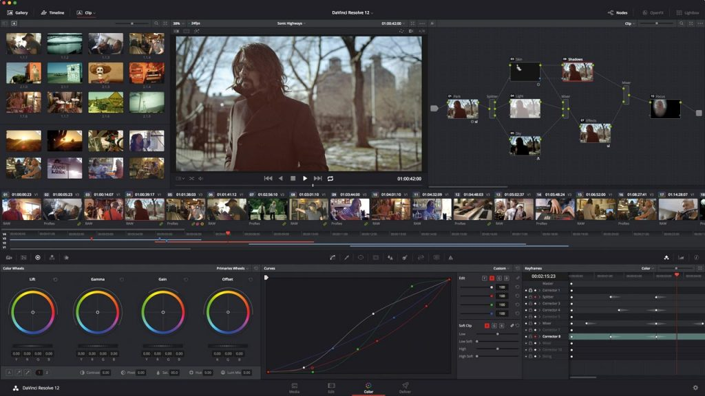 DaVinci Resolve Studio 15 Direct Link Download