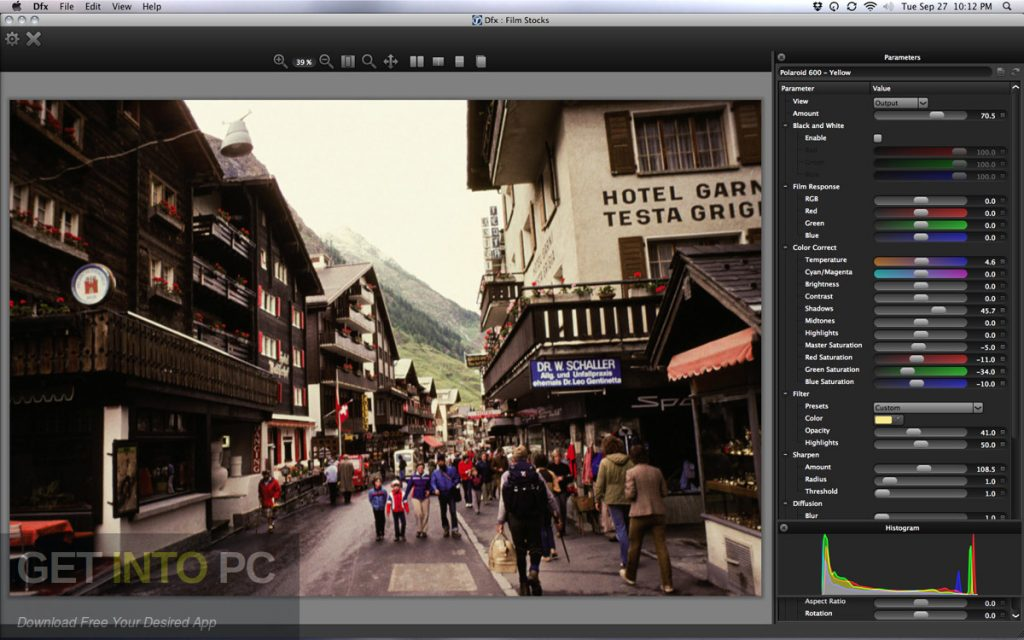 Digital Film tools Rays Plugin Offline Installer Download-GetintoPC.com