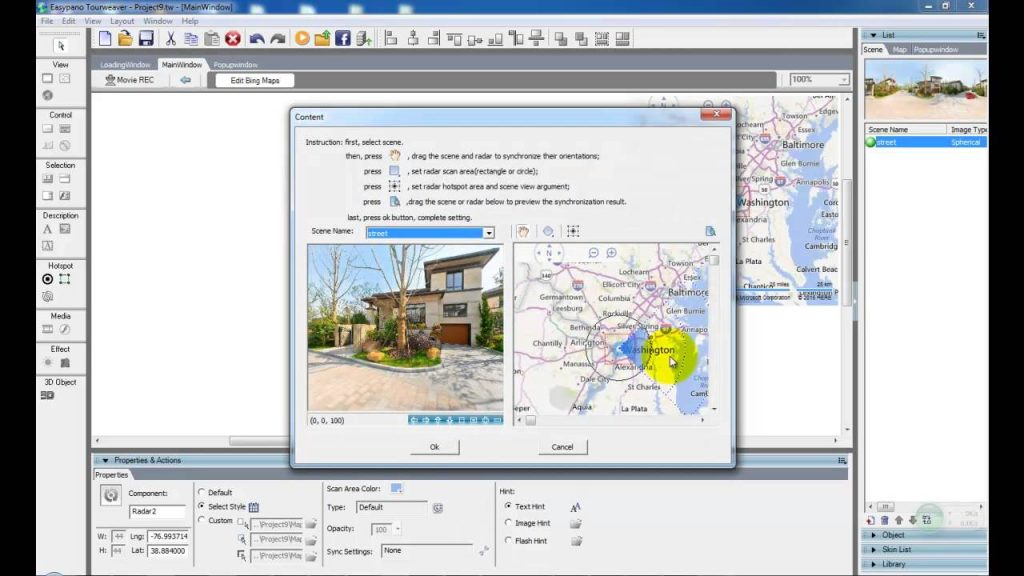 Easypano Tourweaver Professional 7.98 Latest Version Download