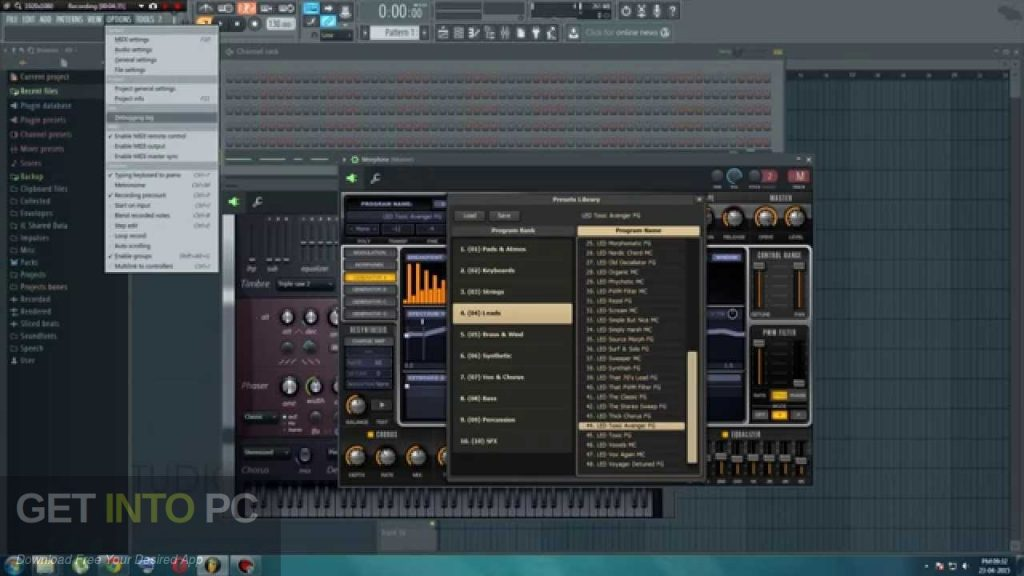fl studio free producer edition