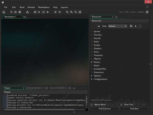 Game Maker Studio Ultimate 2.1.5.322 Latest Version Download