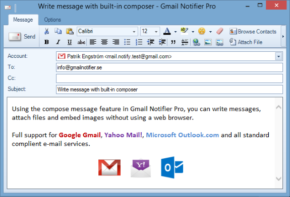 Gmail Notifier Pro 5.3.5 Offline Installer Download