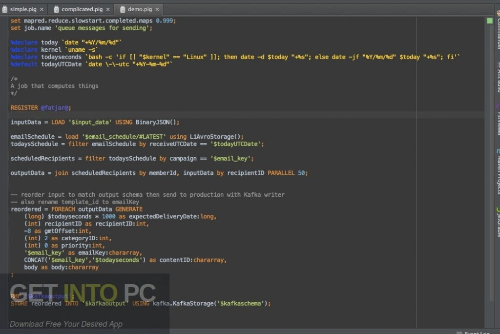 JetBrains PyCharm Pro 2018 Latest Version Download-GetintoPC.com