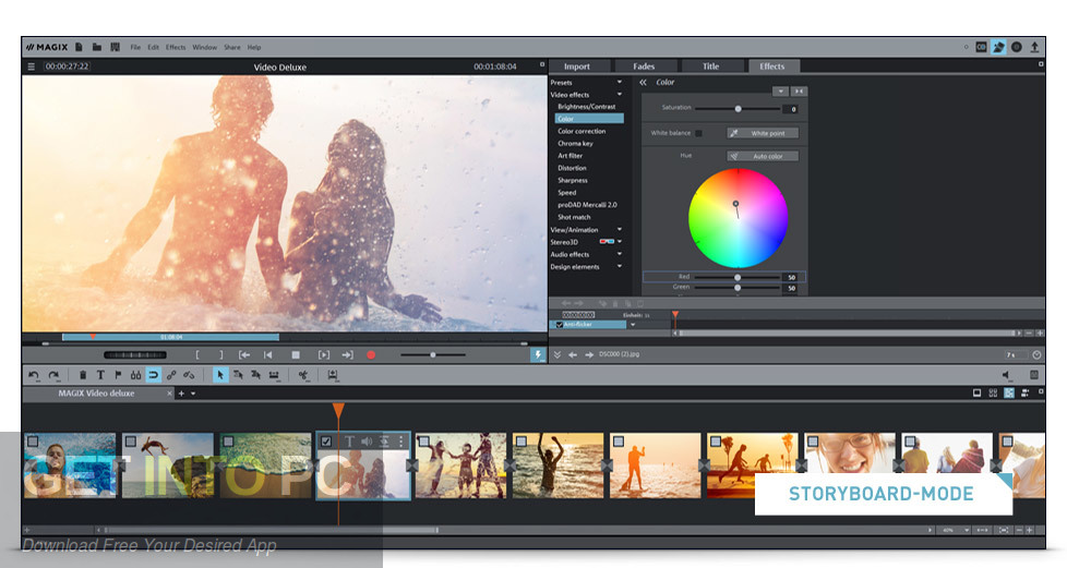 Magix movie edit pro 2019 premium free download for Magix movie edit pro templates