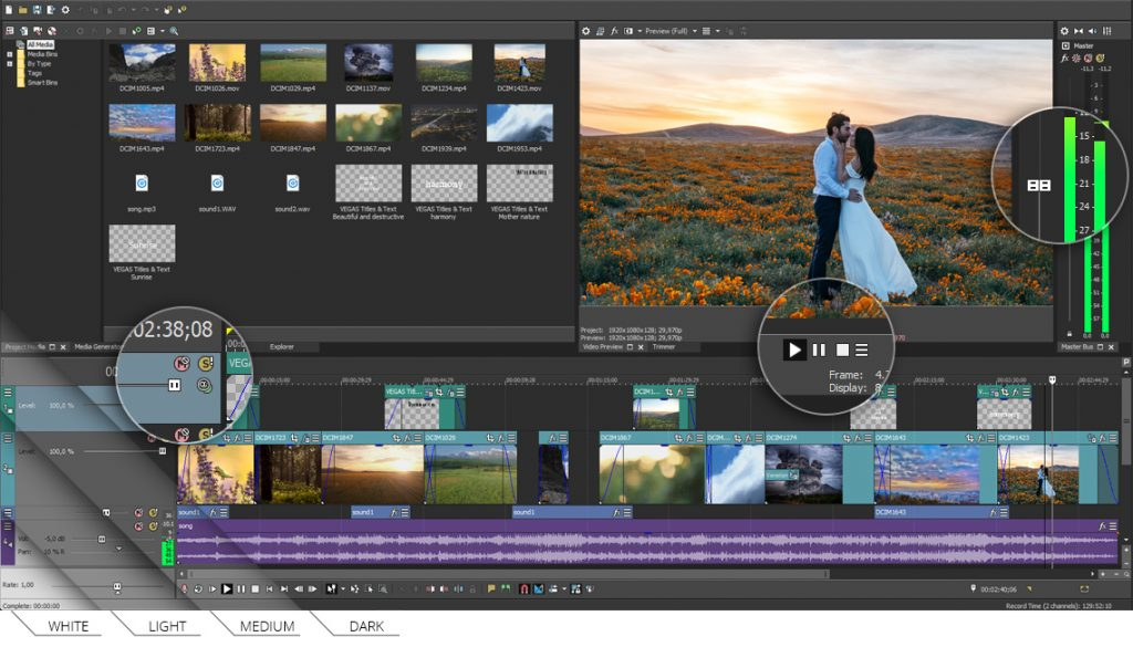 MAGIX VEGAS Pro 15 Latest Version DOwnload