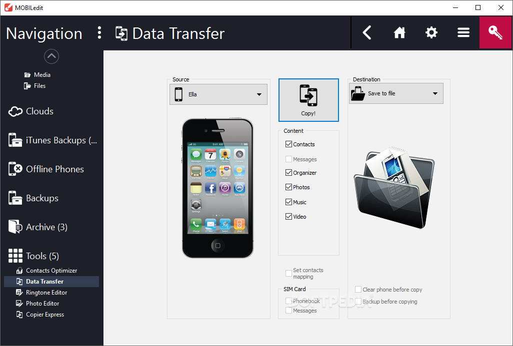 MOBILedit Enterprise Forensic 9.3.0.23657 Latest Version Download