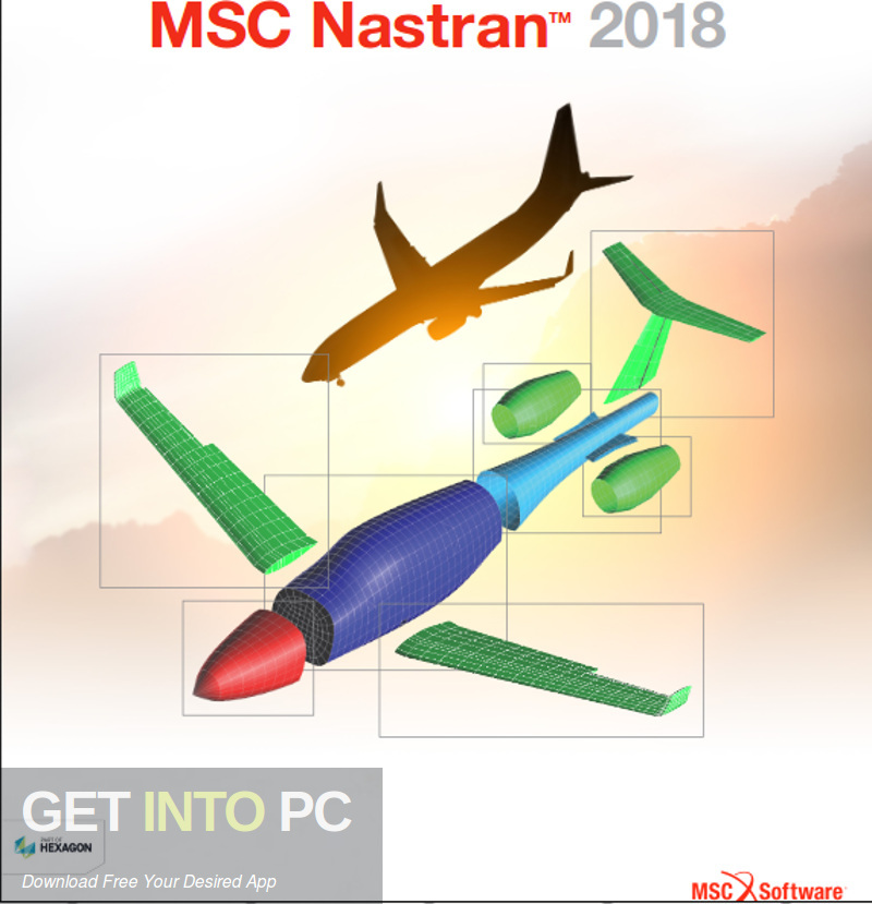 MSC Nastran 2018 + Documentation Free Download-GetintoPC.com