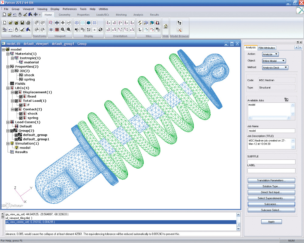MSC Nastran 2018 + Documentation Latest Version Download
