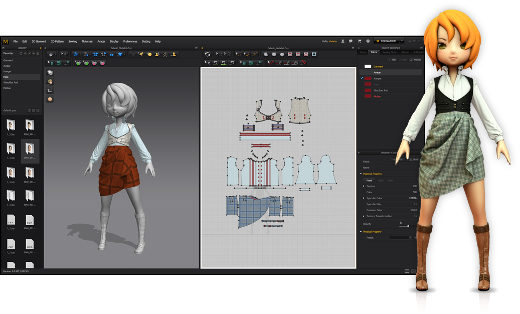 Marvelous Designer 7.5 Enterprise Latest Version Download