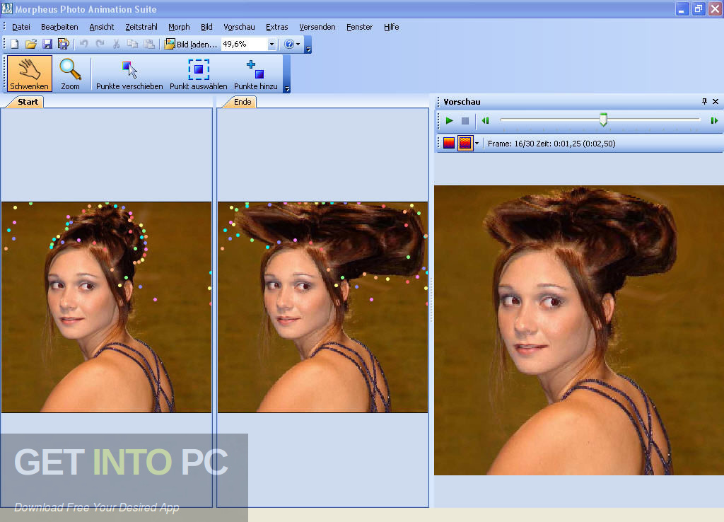 Morpheus Photo Animation Suite Direct Link Download-GetintoPC.com