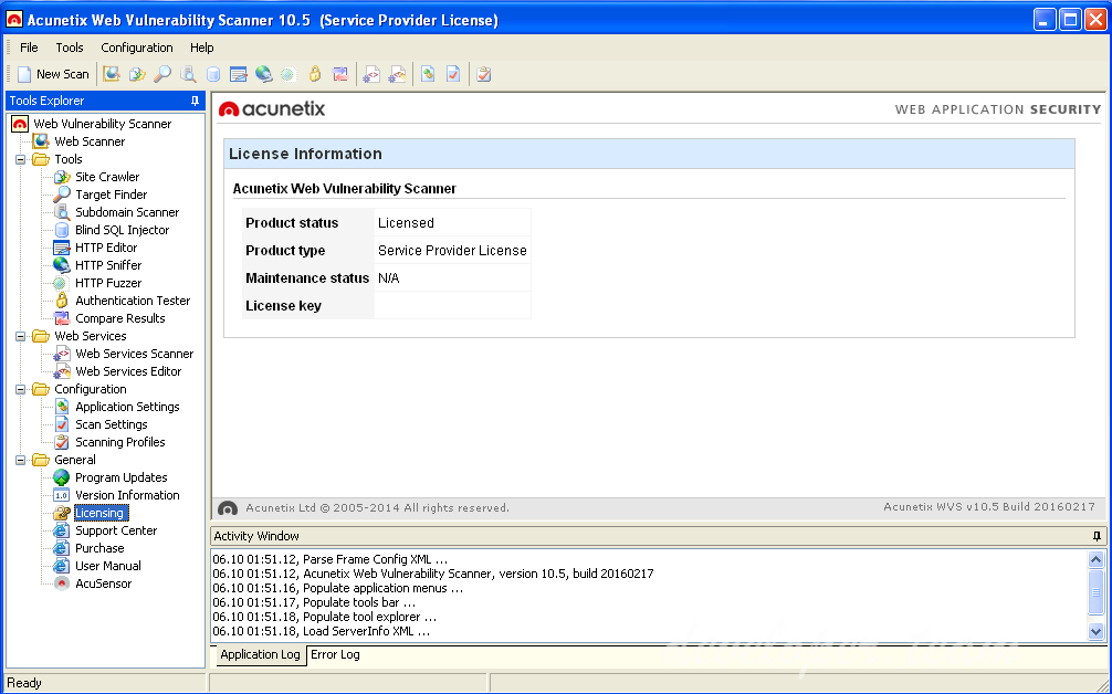 Netsparker Professional 4.8.0.13139 Latest Version Download