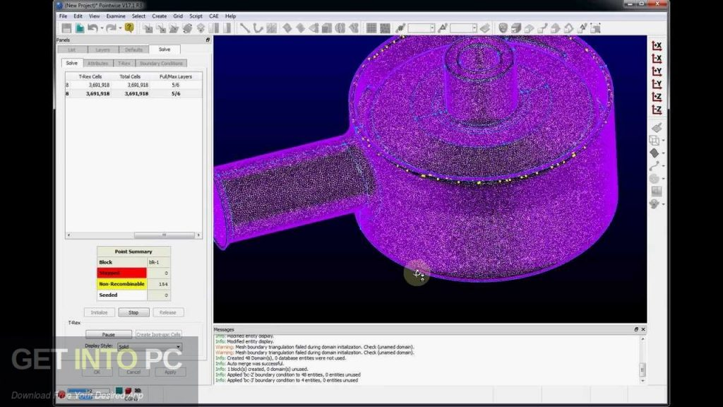 PointWise 18.1 2018 Latest Version Download-GetintoPC.com