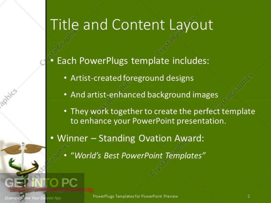 PowerPlugs for PowerPoint Offline Installer Download-GetintoPC.com