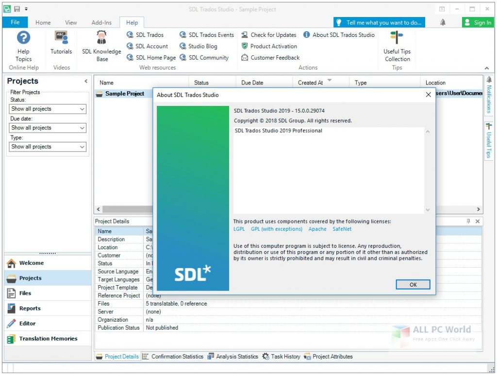 sdl trados 2007 crack download