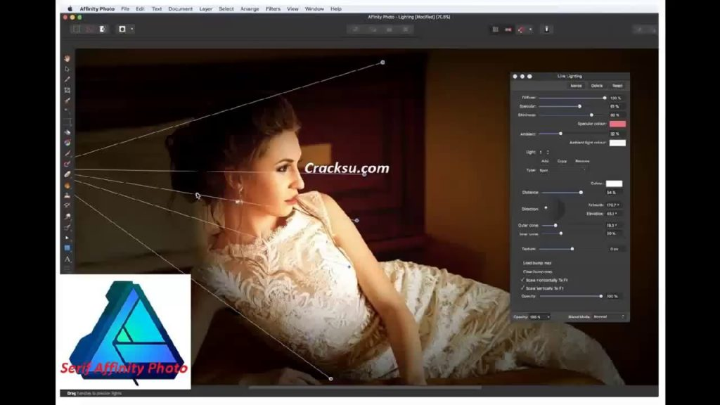 Serif Affinity Photo 1.6.4.104 Offline Installer Download