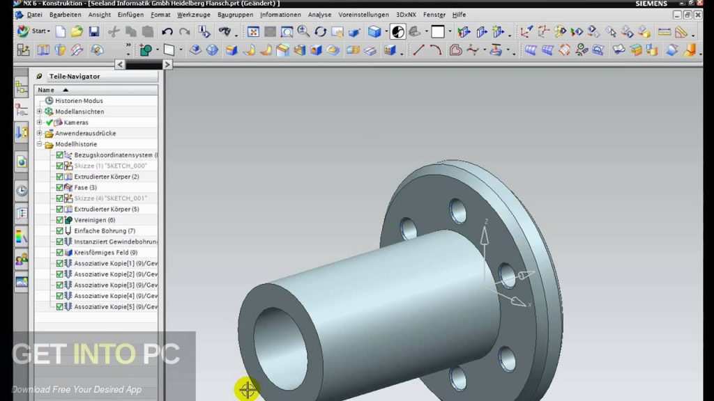 Siemens NX 6 Latest Version Download-GetintoPC.com