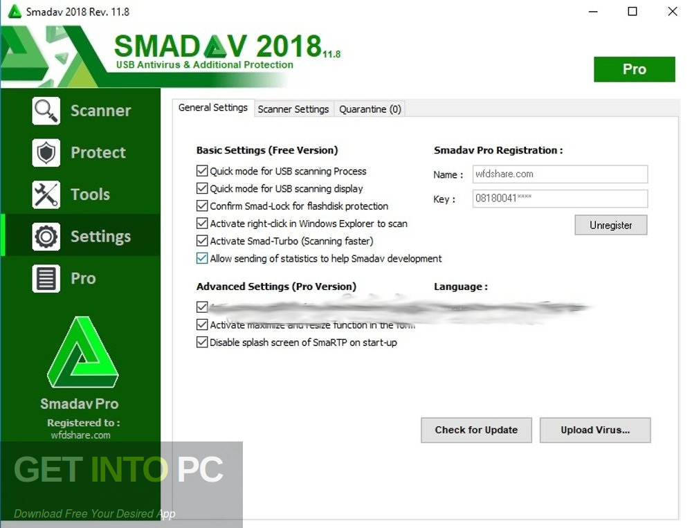 Smadav Pro 2018 Latest Version Download-GetintoPC.com