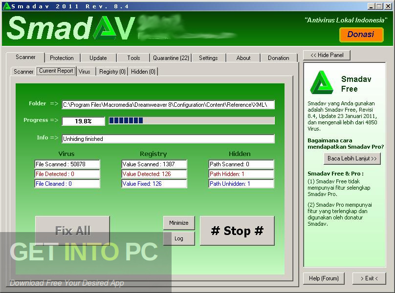 Smadav Pro 2018 Offline Installer Download-GetintoPC.com