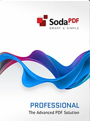 Soda PDF 5 Pro + OCR Free Download