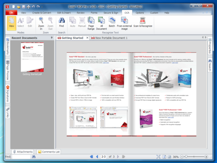 Soda PDF 5 Pro + OCR Latest Version Download