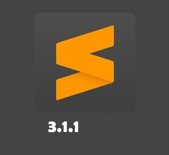Sublime Text 3.1.1 Free Download