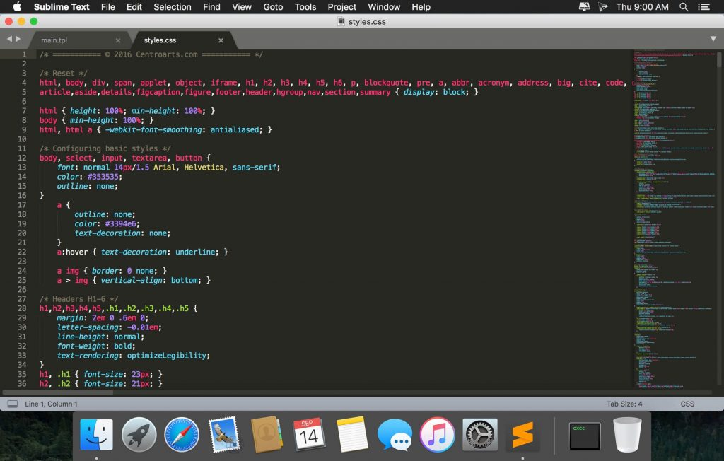 Sublime Text 3.1.1 Latest Version Download
