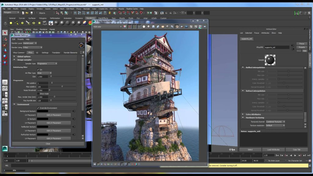 V-Ray For Maya 2014 Direct Link Download