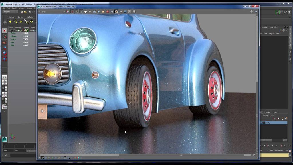 V-Ray For Maya 2014 Latest Version Download