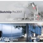 V-Ray for SketchUp 2017 Free Download