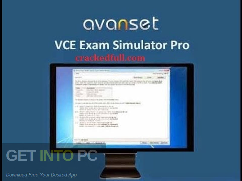 VCE Exam Simulator 2.1 Free Download-GetintoPC.com