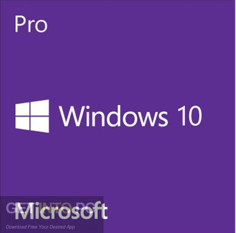 Windows 10 Pro 1803 Lite Edition v7 Free Download-GetintoPC.com