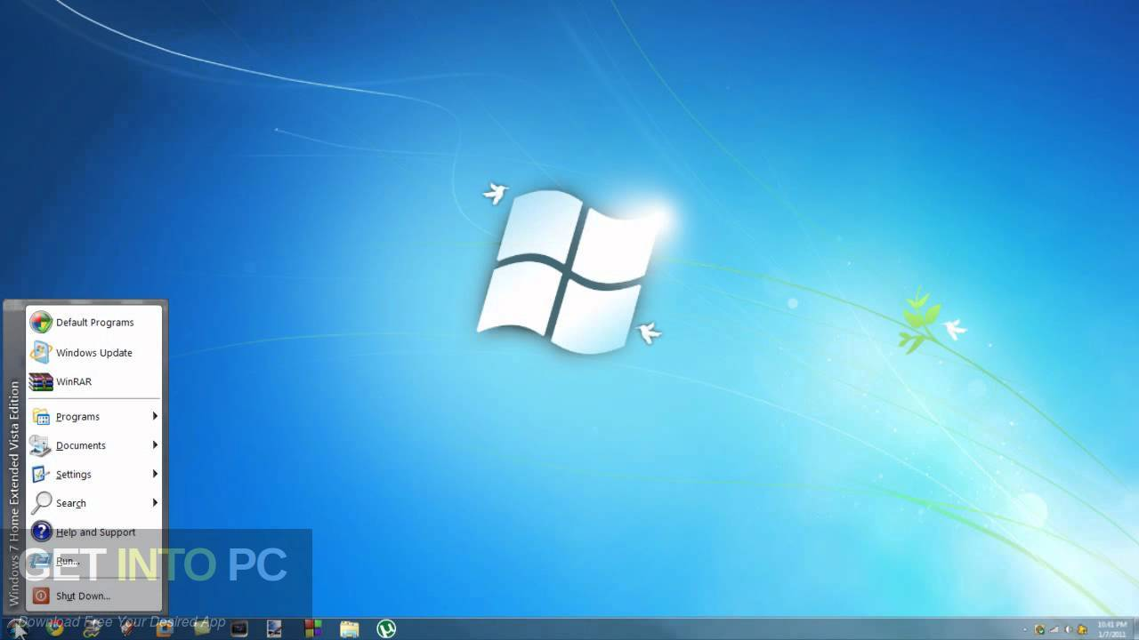 Windows 7 AIl in One August 2018 Latest Version Download-GetintoPC.com