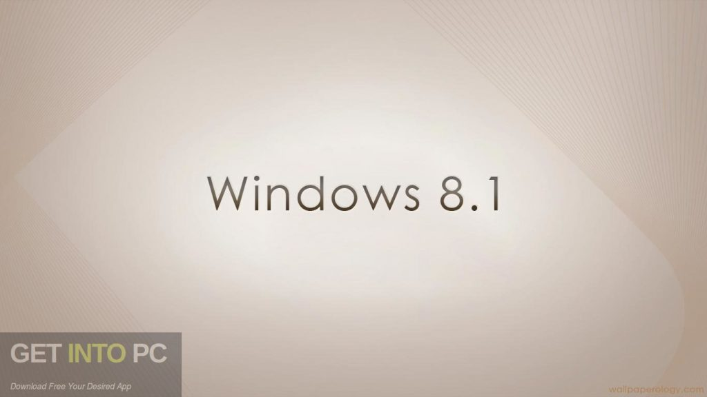 Windows 8.1 AIl in One ISO August 2018 Free Download-GetintoPC.com