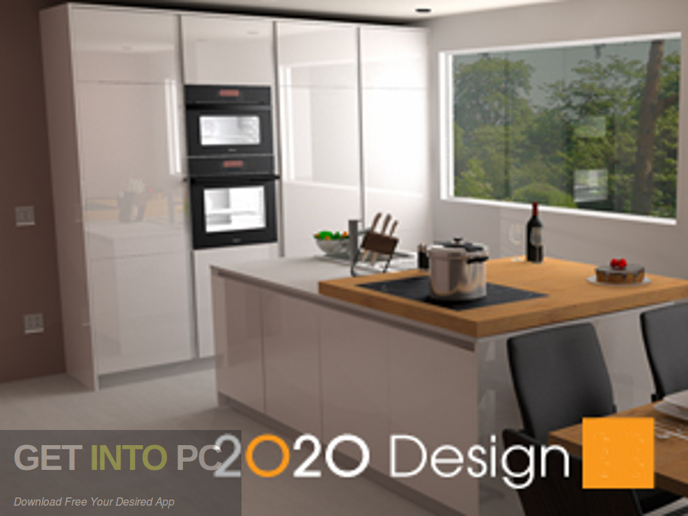 2020 Kitchen Design v10.5 Free Download-GetintoPC.com