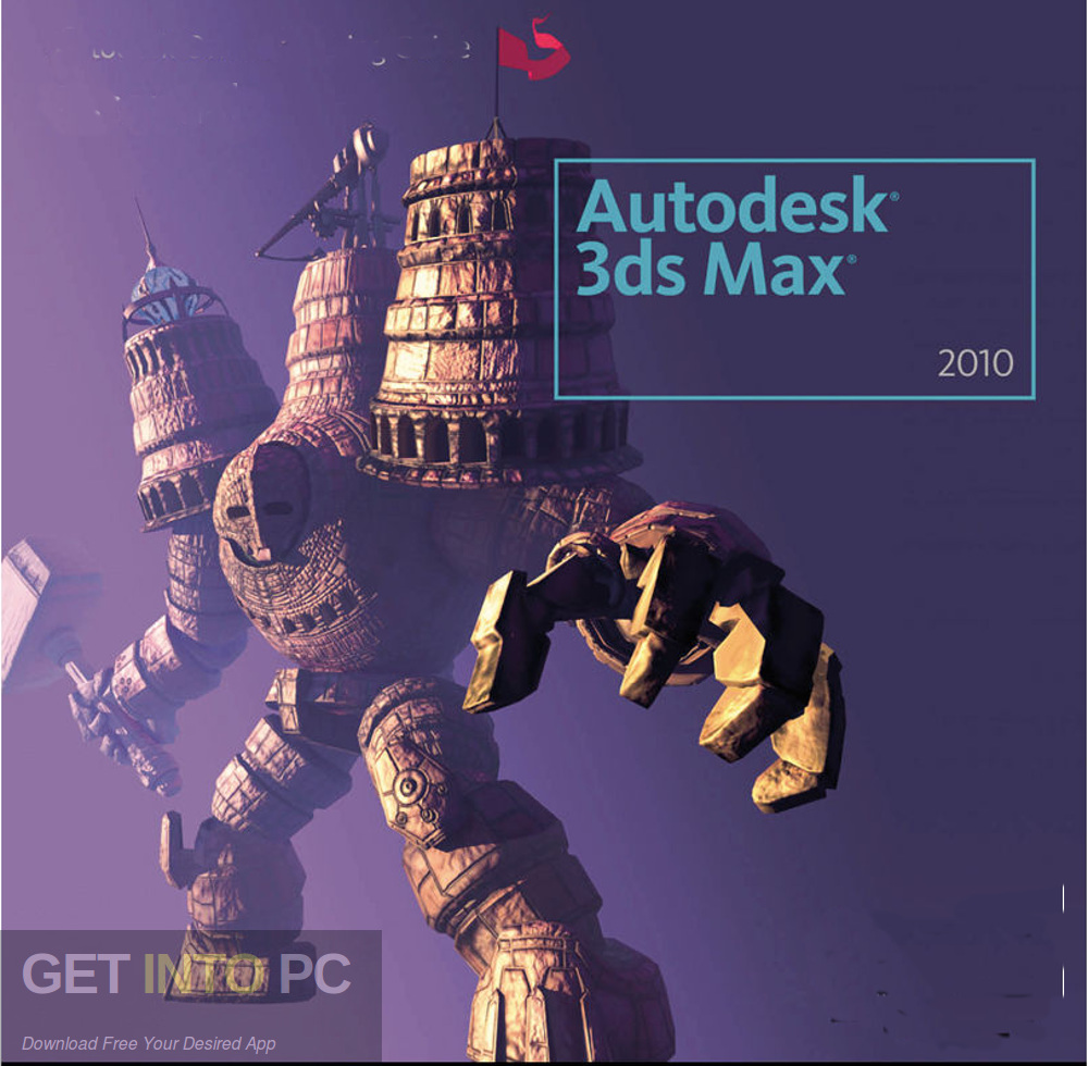 3ds Max 2010 Free Download-GetintoPC.com