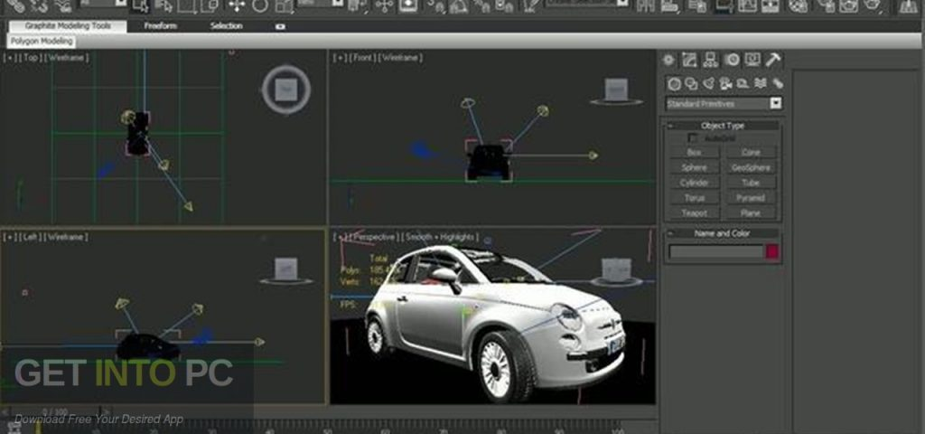 3ds Max 2010 Offline Installer Download-GetintoPC.com