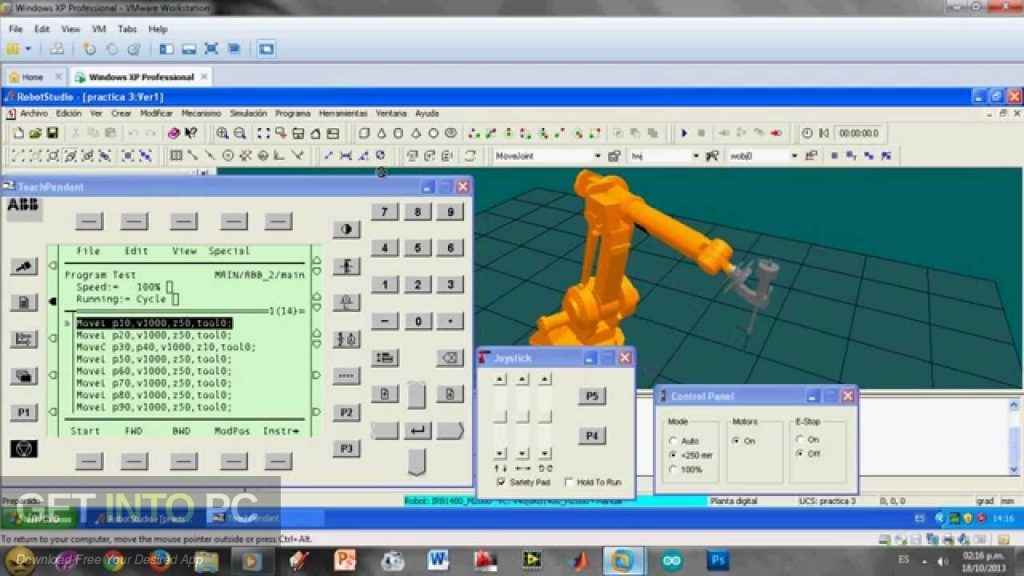 ABB RobotStudio 3.1 Offline Installer Download-GetintoPC.com