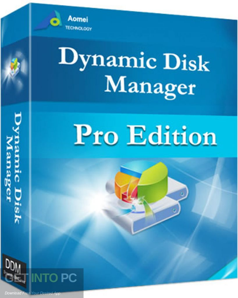 AOMEI Dynamic Disk Manager Pro Free Download-GetintoPC.com
