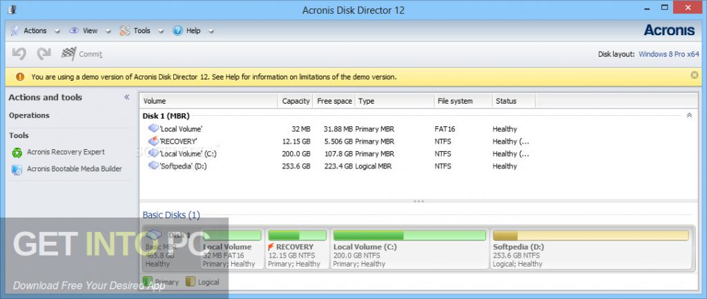 acronis disk director 12 bootable iso