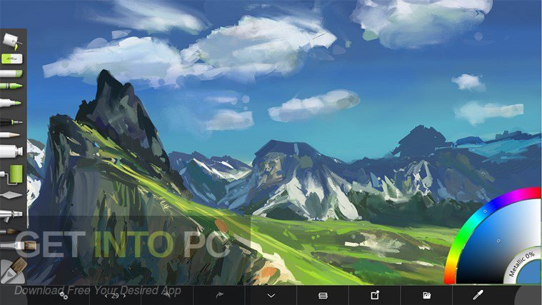 Ambient Design ArtRage 5.0.6 Direct Link Download-GetintoPC.com